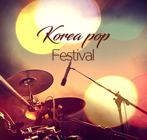 Korea pop Festival